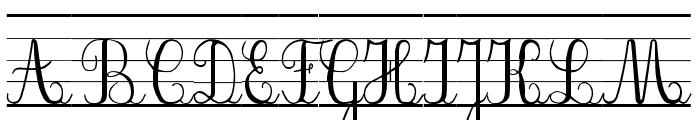 SeyesNDE Font UPPERCASE