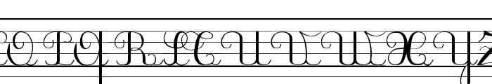 SeyesNDL Font UPPERCASE