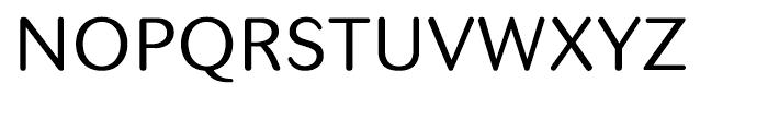 Seconda Round Regular Font UPPERCASE