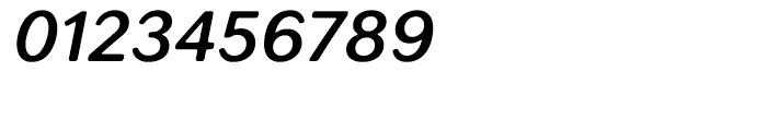 Seconda XtraSoft Demi Italic Font OTHER CHARS