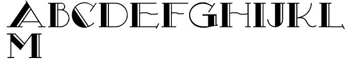 Secret Agent NF Regular Font UPPERCASE