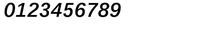 Segoe Alt Semibold Italic Font OTHER CHARS