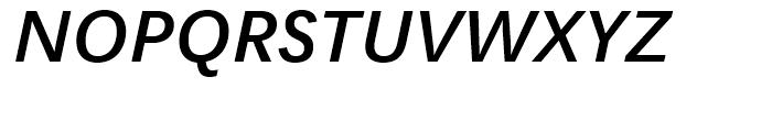 Segoe Alt Semibold Italic Font UPPERCASE