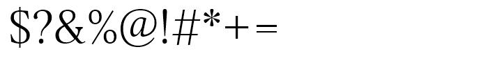 Selina Light Font OTHER CHARS