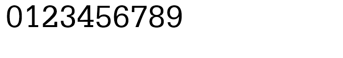 Serifa Roman Font OTHER CHARS