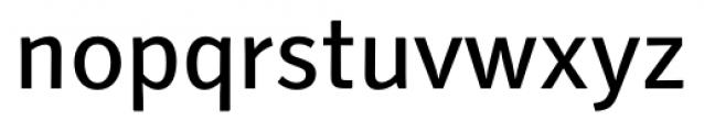 Secca Book Font LOWERCASE
