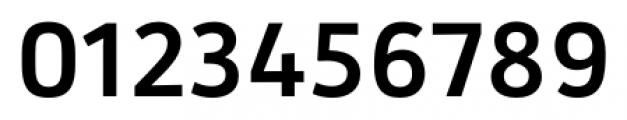 Secca Medium Font OTHER CHARS