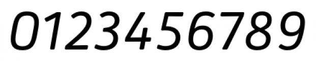 Secca Soft Italic Font OTHER CHARS