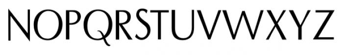 Seminar SRF Regular Font UPPERCASE