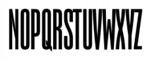 Sensational Sans ScOsf Bold Font UPPERCASE