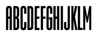 Sensational Sans ScOsf Bold Font LOWERCASE