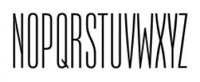 Sensational Sans ScOsf Light Font UPPERCASE