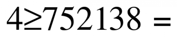 SeriFractions Diagonal Font OTHER CHARS