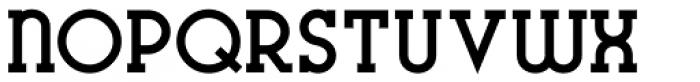 Sea Gate JNL Font UPPERCASE