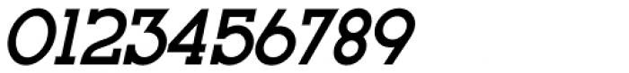 Sea Gate Oblique JNL Font OTHER CHARS