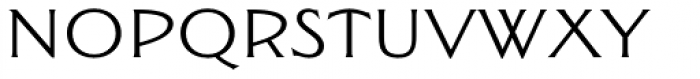Seabright Monument Font LOWERCASE