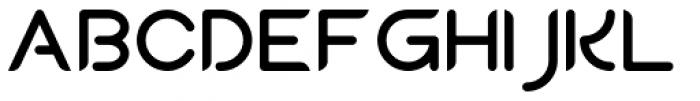 Sean Henrich ATF Bold Font UPPERCASE
