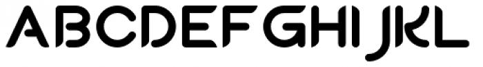 Sean Henrich ATF ExtraBold Font UPPERCASE