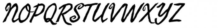Seaweed Script Pro Font UPPERCASE