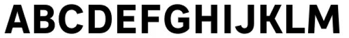 Sebino Extra Bold Font UPPERCASE