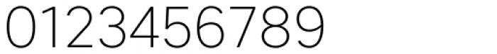 Sebino Extra Light Font OTHER CHARS
