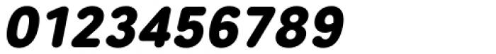 Sebino Soft Heavy Italic Font OTHER CHARS