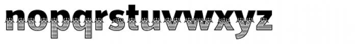 Secca Saloon Std ExtraBold Font LOWERCASE