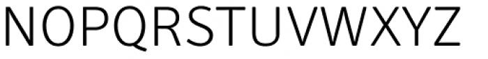 Secca Soft Light Font UPPERCASE