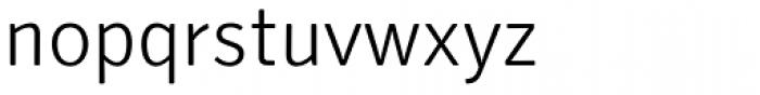 Secca Soft Light Font LOWERCASE