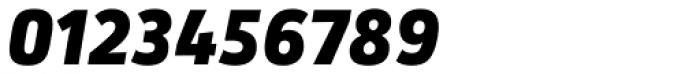 Secca Std Black Italic Font OTHER CHARS