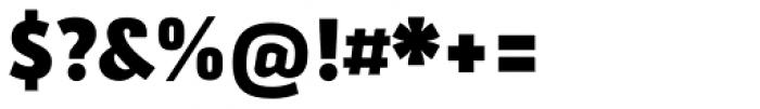 Secca Std Black Font OTHER CHARS
