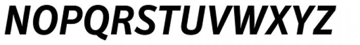Secca Std Bold Italic Font UPPERCASE