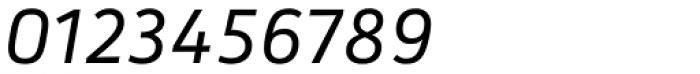 Secca Std Italic Font OTHER CHARS