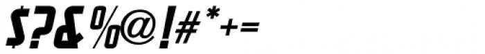 Second Guess Oblique JNL Font OTHER CHARS