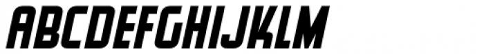 Second Guess Oblique JNL Font LOWERCASE