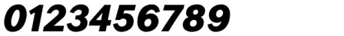 Seconda Black Italic Font OTHER CHARS