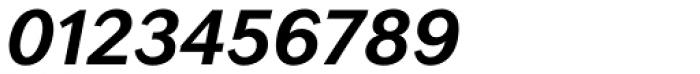 Seconda Bold Italic Font OTHER CHARS