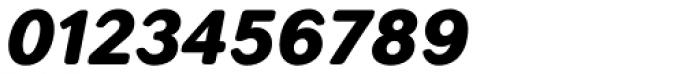 Seconda Soft Black Italic Font OTHER CHARS