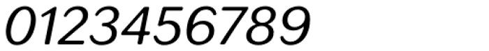 Seconda XtraSoft Italic Font OTHER CHARS