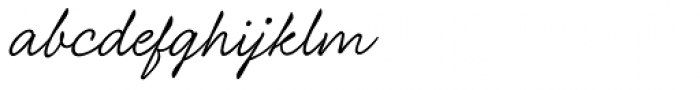 Secret Admirer Font LOWERCASE