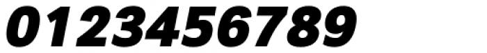 Segaon Black Italic Font OTHER CHARS