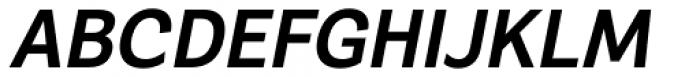 Segaon Bold Italic Font UPPERCASE