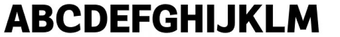 Segaon Heavy Font UPPERCASE