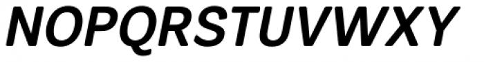 Segaon Soft Bold Italic Font UPPERCASE