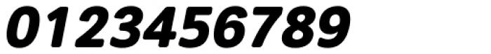 Segaon Soft Heavy Italic Font OTHER CHARS