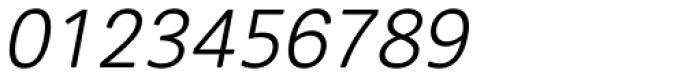 Segaon Soft Light Italic Font OTHER CHARS