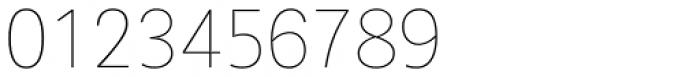 Segaon Soft Thin Font OTHER CHARS
