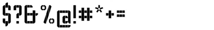 Segmenta Font OTHER CHARS