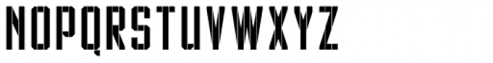 Segmenta Font UPPERCASE