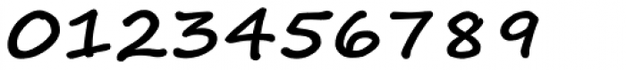 Segoe Script Bold Font OTHER CHARS